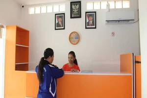 Batam Backpacker Guest House Batam - Resepsionis