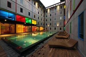 Pop Hotel Kuta - Outdoor swimming pool