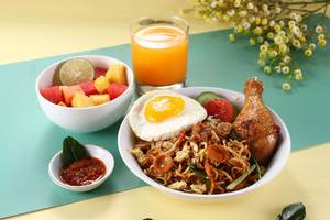 Pop Hotel Kuta - Breakfast