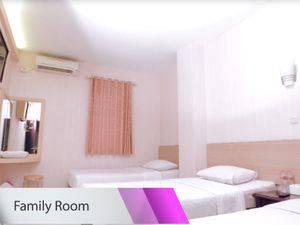Malioboro Palace Yogyakarta - Family Room