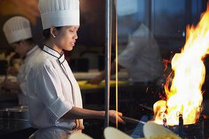 Hotel Ciputra World Surabaya - Live Cooking