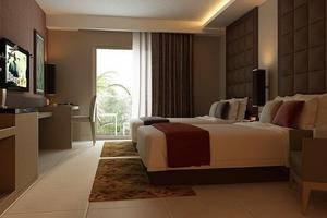 Eastparc Hotel Yogyakarta - Kamar Tamu