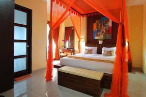Jimbaran Lestari Culture Villa Bali - Kamar tamu