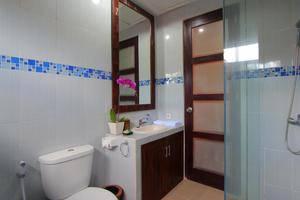 Jimbaran Lestari Culture Villa Bali - Toilet