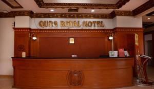 Horison Express Quds Royal Surabaya - Reception