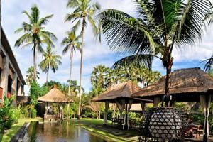 Legian Beach Hotel Bali - Gazebo