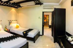 Legian Beach Hotel Bali - Superior Family Room