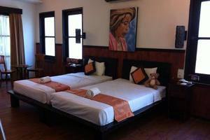 Amansari Villa Bali - room
