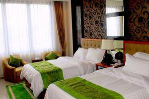 Gran Surya Hotel Bali - Kamar Tamu