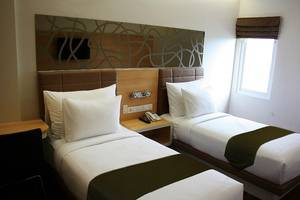 Citihub Hotel at Arjuna Surabaya - Superior Twin Room Only