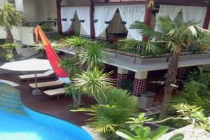 Manggar Indonesia Hotel Bali - Luar Ruangan