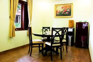 Sangga Buana Hotel Cianjur - ruang tamu