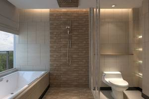 Golden Tulip Holland Resort Batu Malang - bathroom
