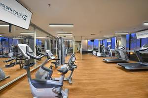 Golden Tulip Holland Resort Batu Malang - sport facility