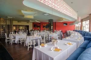 The Sunan Hotel Solo - Imperial Taste Modern Oriental
