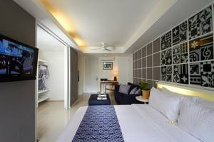 Astana Pengembak Sanur - Kamar tidur