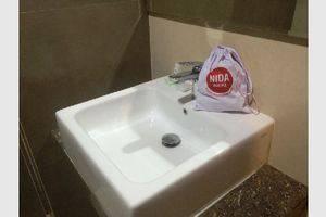 NIDA Rooms Tugu Plaza Kendari Kendari - Kamar mandi
