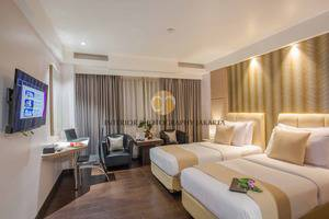 Hotel Orchardz Industri Jakarta - Exc. Deluxe Twin