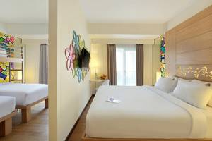 MaxOne Hotel  Seminyak - LOVE (DELUXE FAMILY ROOM)