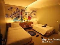 Triple Seven Hotel Bandung - Vintage Twin Room Only #WIDIH