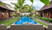 Sea Medewi Resort & Beach Club Bali - Garden View Double Room Regular Plan