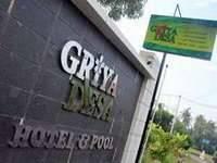 Griya Desa Hotel & Pool di Jogja/Palagan