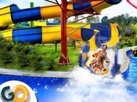 Sangkan Resort Aqua Park di Kuningan/Cilimus