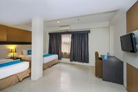 Airy Kendari Barat Diponegoro 75 Kendari - Deluxe Twin Room Only Special Promo Jan 5