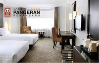 Hotel Pangeran Pekanbaru - Grand Deluxe Twin Regular Plan