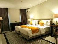 Kyriad M Hotel Sorong Papua Barat - Grand Deluxe Twin Regular Plan