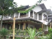 Villa Damos di Bandung/Parongpong
