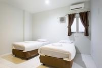 Lodaya 99 Bandung - Twin Room Regular Plan