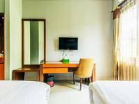 The Summit Siliwangi Hotel Bandung - Deluxe Room Regular Plan