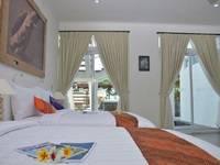 The Trawangan Resort Lombok - Deluxe Triple Room Only Last Minute Promo