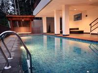 Cempaka 2 Villa Dago Private Pool Bandung - 6 Bed room House hanya kamar Regular Plan