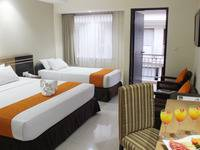 The Sunset Hotel Bali - Family Room with Breakfast Regular Plan