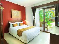 Hotel Puriartha Ubud Bali - Deluxe Double with Balcony and Pool View Room Only Last Minute Deal