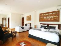Hotel Puriartha Ubud Bali - Family Suite with Balcony and Pool View Room Only Last Minute Deal
