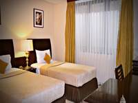 The Palais Dago Hotel Bandung - Deluxe Room Only Regular Plan