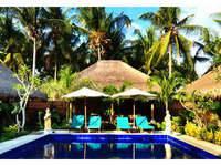 Mushroom Garden Villas & Room di Bali/Lembongan