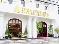 D'Salvatore Art & Boutique Hotel di Jogja/Adisucipto Airport