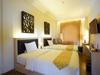 D'Salvatore Art & Boutique Hotel Yogyakarta - Deluxe Twin with Breakfast Regular Plan