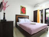 Kori Bata Hotel Bali - Kamar Deluxe Regular Plan