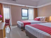 Grand Diara Hotel Bogor - Deluxe Room Regular Plan