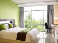 Patra Jasa Bandung - Deluxe Room With Breakfast Regular Plan