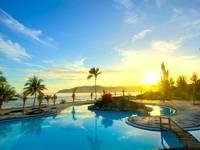 Casabaio Paradise Resort Likupang di Minahasa Utara/Likupang