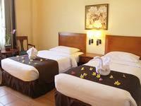 Narita Classic Hotel Surabaya - kamar deluxe Regular Plan