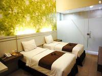 Morina Smart Hotel Malang - Standard Twin Bed Regular Plan