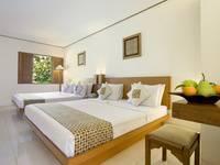 Nyiur Indah Beach Hotel Pangandaran - Deluxe Family Upper Floor Regular Plan