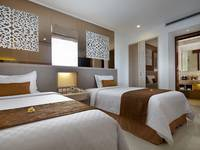 Kuta Angel Bali - Emerald Room / Deluxe Suite Room Regular Plan